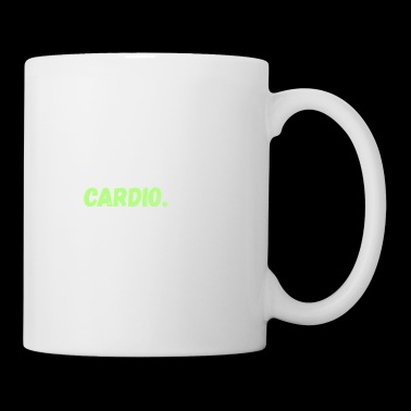 Eat. Sleep. Cardio. Repeat. Tee Shirts Gifts - Coffee/Tea Mug