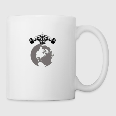 Muscle World - Coffee/Tea Mug