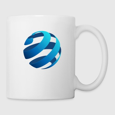 Globe concept - Coffee/Tea Mug