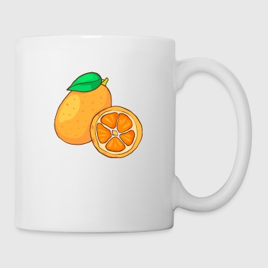 Kumquat Tree - Coffee/Tea Mug