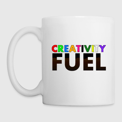 Creativtiy fuel - Coffee/Tea Mug