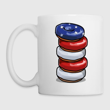 American Donuts - Coffee/Tea Mug