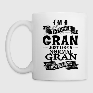 TATTOOED GRAN - Coffee/Tea Mug