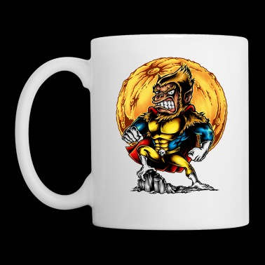 Super Monkey - Coffee/Tea Mug