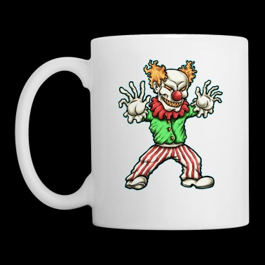 Evil Clown - Coffee/Tea Mug