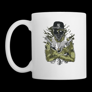 Gangsta Zombie - Coffee/Tea Mug