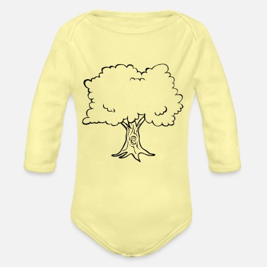 Family Reunion Family Reunion 0104 - Organic Long-Sleeved Baby Bodysuit