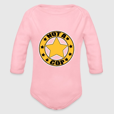 COP - Organic Long Sleeve Baby Bodysuit