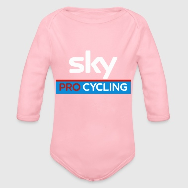 Pro Cycling - Organic Long Sleeve Baby Bodysuit