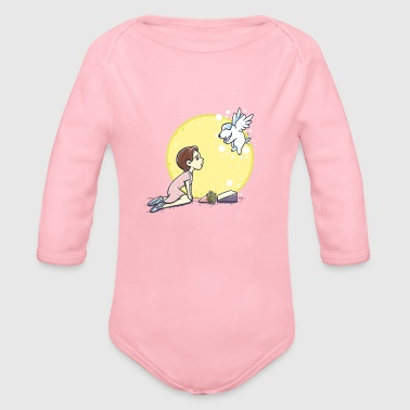 Farewell Pet Farewell - Organic Long Sleeve Baby Bodysuit