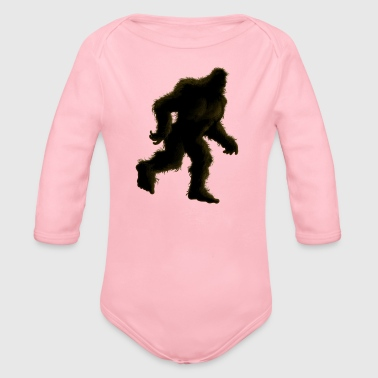 BIGFOOT - Organic Long Sleeve Baby Bodysuit