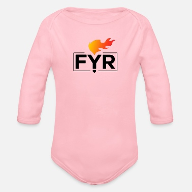 Fyre Festival - Organic Long-Sleeved Baby Bodysuit