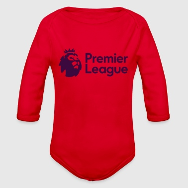 Premier League - Organic Long Sleeve Baby Bodysuit
