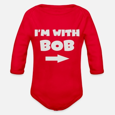 Hilarious HILARIOUS - Organic Long-Sleeved Baby Bodysuit