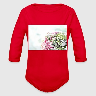 Occasion 17 Birthday - Special Occasion - Organic Long Sleeve Baby Bodysuit