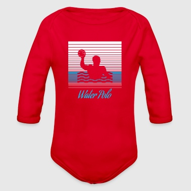 Water Sports water sports - Organic Long Sleeve Baby Bodysuit