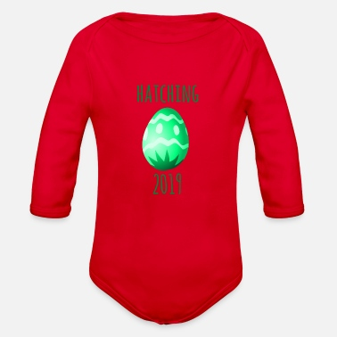 Hatch HATCHING 2019 - Organic Long-Sleeved Baby Bodysuit