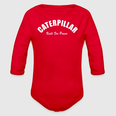 Caterpillar - Organic Long Sleeve Baby Bodysuit