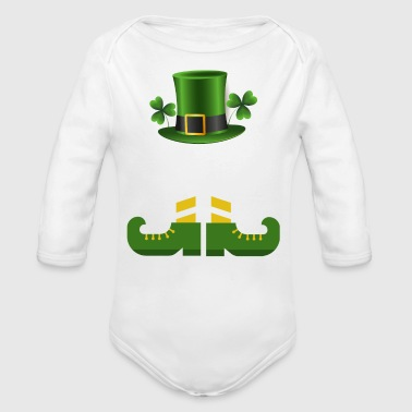 John - Organic Long Sleeve Baby Bodysuit