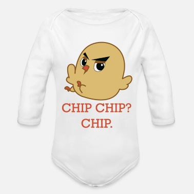 Chip CHIP CHIP - Organic Long Sleeve Baby Bodysuit