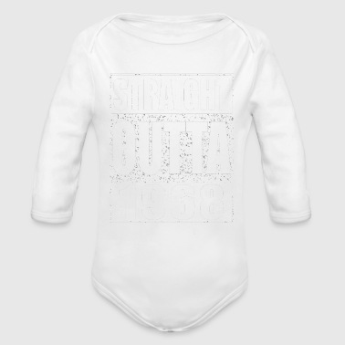 50th Birthday Gift Vintage 1968 - Organic Long Sleeve Baby Bodysuit