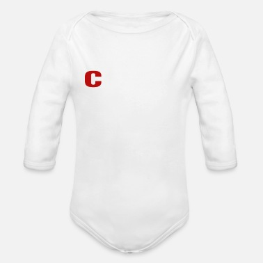 Champ Champ - Organic Long Sleeve Baby Bodysuit