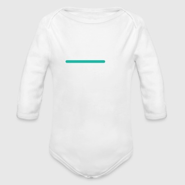 Office OFFICER LOADING - FANCY TSHIRTS FOR OFFICERS - Organic Long Sleeve Baby Bodysuit