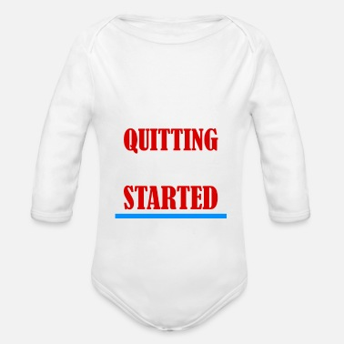 Motivation MOTIVATION MOTIVATION MOTIVATION - Organic Long-Sleeved Baby Bodysuit