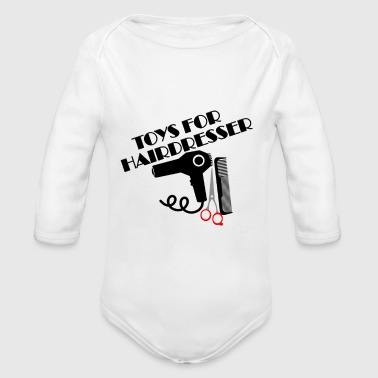 Toys - Organic Long Sleeve Baby Bodysuit