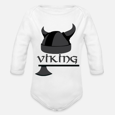 reputable site e6a07 cb971 Shop Viking Baby Clothing online | Spreadshirt