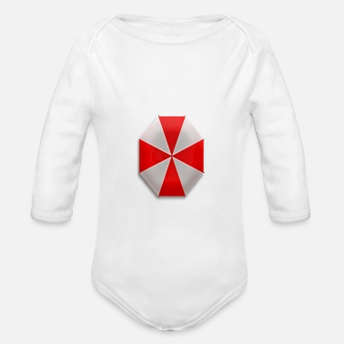 Octagon octagon - Organic Long-Sleeved Baby Bodysuit