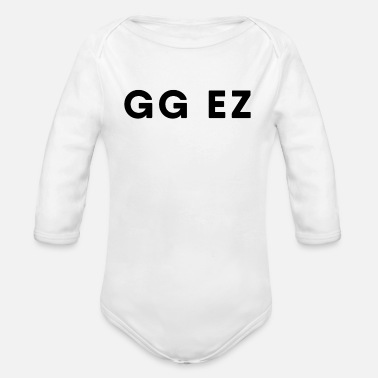 Whiskey makes me happy - Organic Long-Sleeved Baby Bodysuit