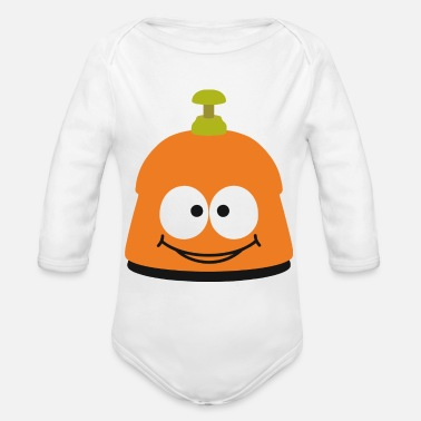 Container soap container - Organic Long-Sleeved Baby Bodysuit