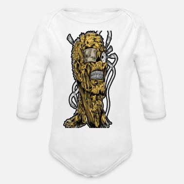 Creature Creature - Organic Long Sleeve Baby Bodysuit
