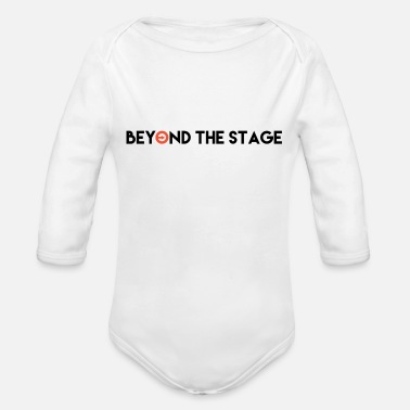 Stage beyond the stage - Organic Long-Sleeved Baby Bodysuit
