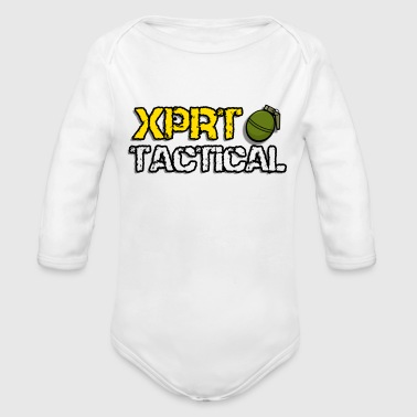 Xprt Tactical - Organic Long Sleeve Baby Bodysuit
