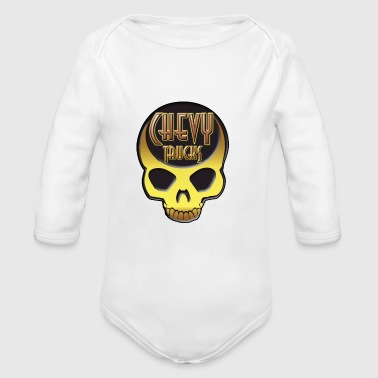 CHEVY - Organic Long Sleeve Baby Bodysuit