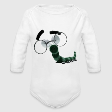 Pet My pet - Organic Long Sleeve Baby Bodysuit