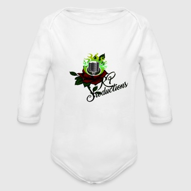 RP Productions - Organic Long Sleeve Baby Bodysuit