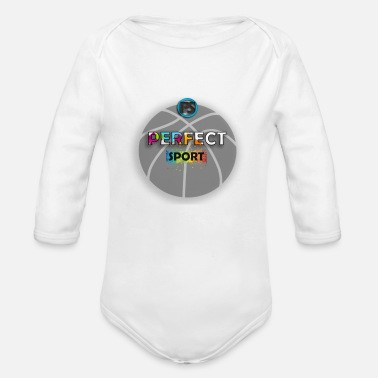 Basket Perfect Basket - Organic Long Sleeve Baby Bodysuit