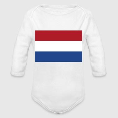Holland holland - Organic Long Sleeve Baby Bodysuit