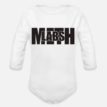 Meth Meth Labs - Organic Long-Sleeved Baby Bodysuit