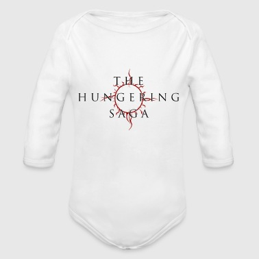 The Hungering Saga - Organic Long Sleeve Baby Bodysuit