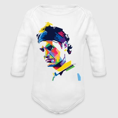 Record Champion Legend Champions - Organic Long Sleeve Baby Bodysuit
