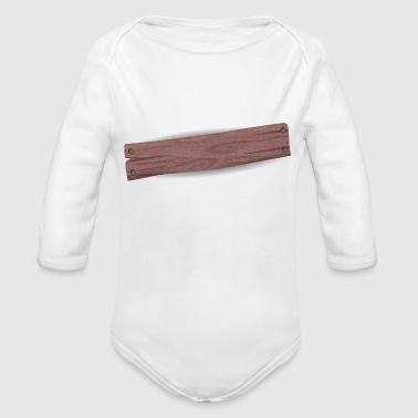 Boards board - Organic Long Sleeve Baby Bodysuit