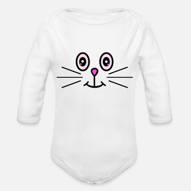 Animal Animal - Organic Long Sleeve Baby Bodysuit