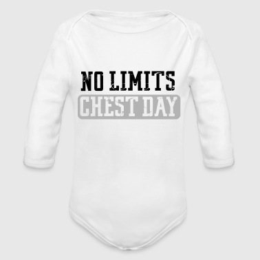 Fitness - Organic Long Sleeve Baby Bodysuit