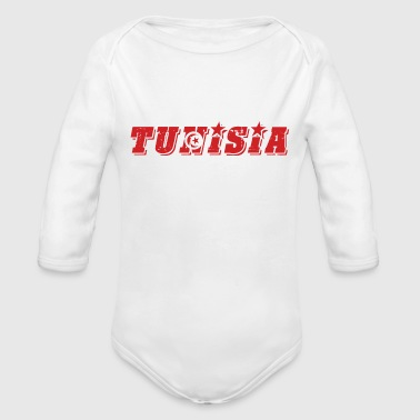Tunisia wins gift idea - Organic Long Sleeve Baby Bodysuit