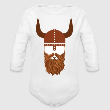 Viking Viking - Organic Long Sleeve Baby Bodysuit