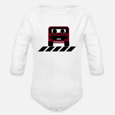 20° Diseño - Organic Long-Sleeved Baby Bodysuit